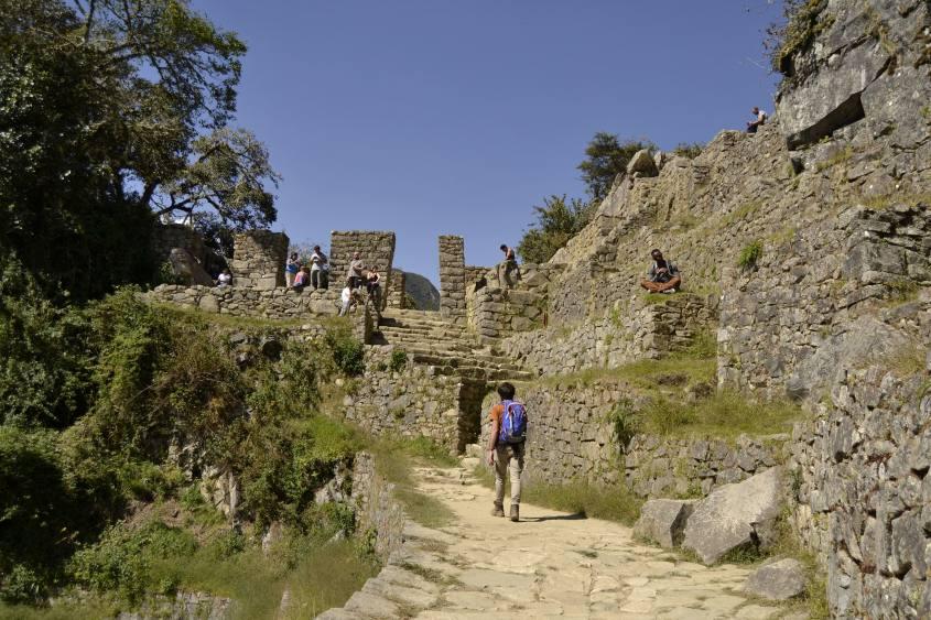 La Porta del Sole di Machu Picchu