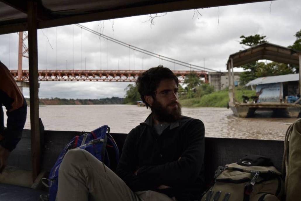 In viaggio verso Tambopata