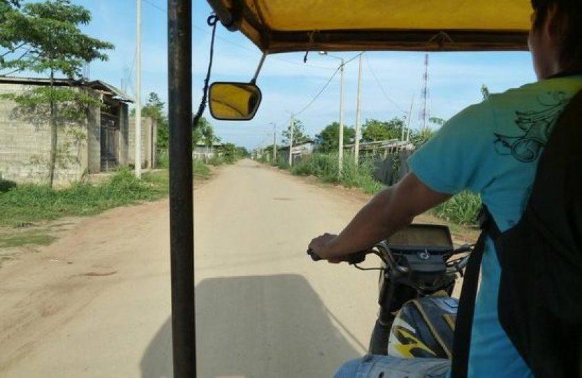 Tuk Tuk, mezzo di trasporto a Puerto Maldonado, nella Foresta Amazzonica del Perù