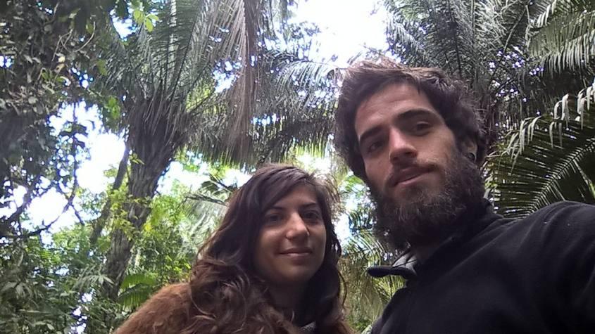 Nel bel mezzo della Foresta Amazzonica di Puerto Maldonado in Perù