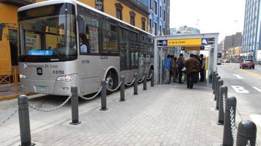 Fermata Metropolitano Lima