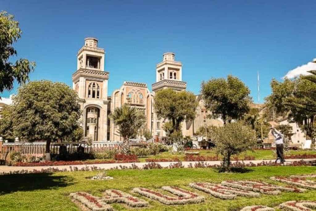 Huaraz centro