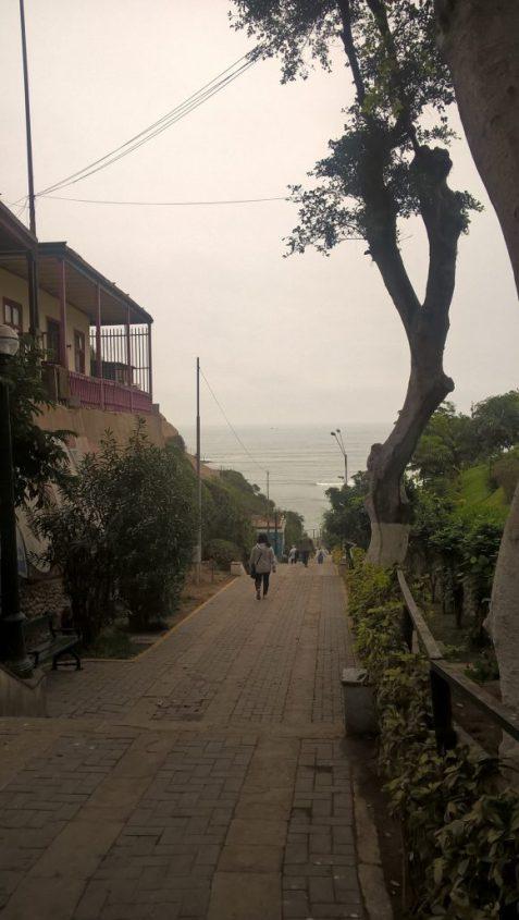 Punto Panoramico Barranco