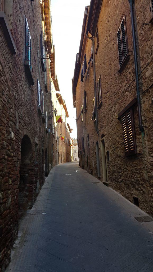 Gambassi Terme Via Francigena