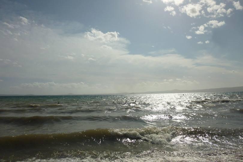 Lago di Bolsena Via Francigena