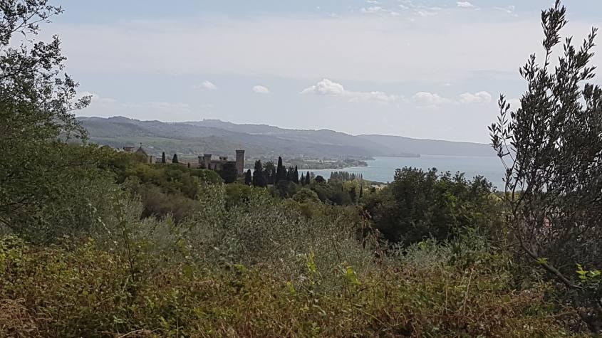 Bolsena e Lago di Bolsena Via Francigena