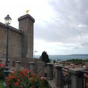 Castello Rocca Monaldeschi della Cervara Bolsena