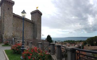 ACQUAPENDENTE – BOLSENA: la Via Francigena verso la regina del Lago
