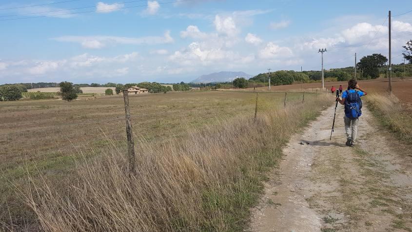 Paesaggio Sutri - Campagnano