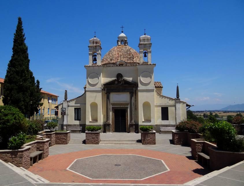 Chiesa San Giuseppe Monterosi