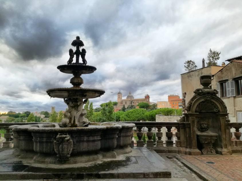 MONTEFIASCONE - VITERBO, la Via Francigena fra Terme e Città