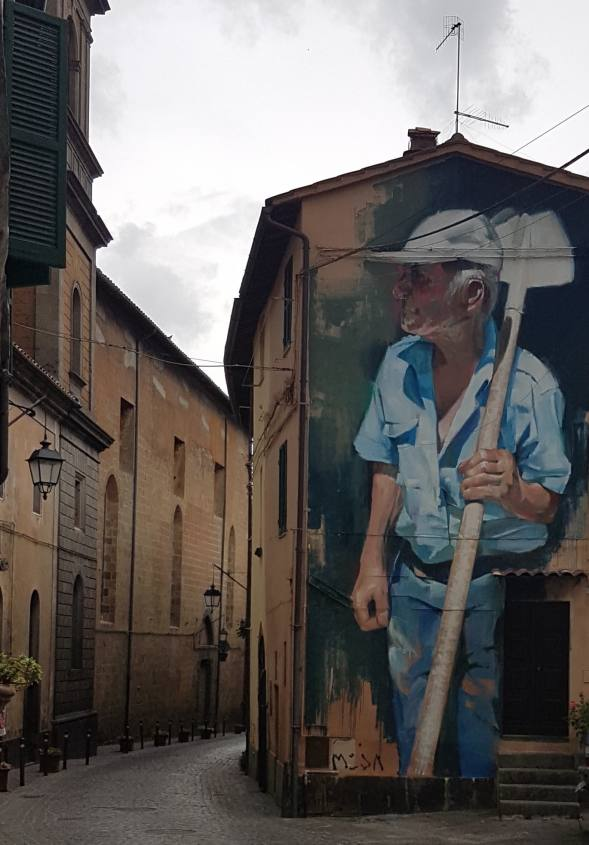 Acquapendente Street Art
