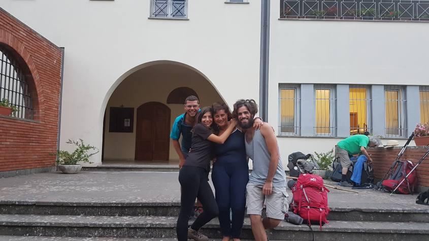 """Convento dei Cappuccini """"Casa San Paolo"""" Vierbo"""