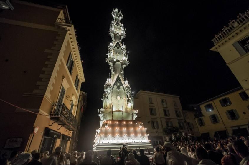 La Macchina della Festa di Santa Rosa a Viterbo