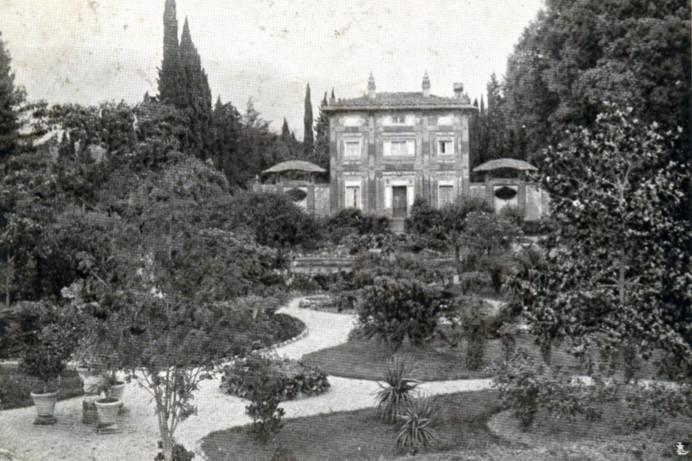 La casina cinese del Castello di Sammezzano