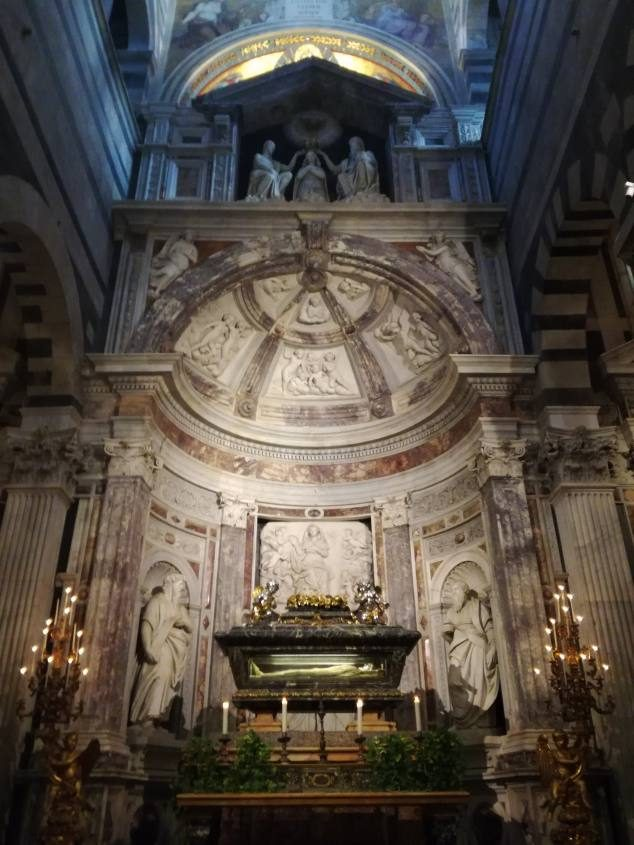 Salma di San Ranieri al Duomo di Pisa
