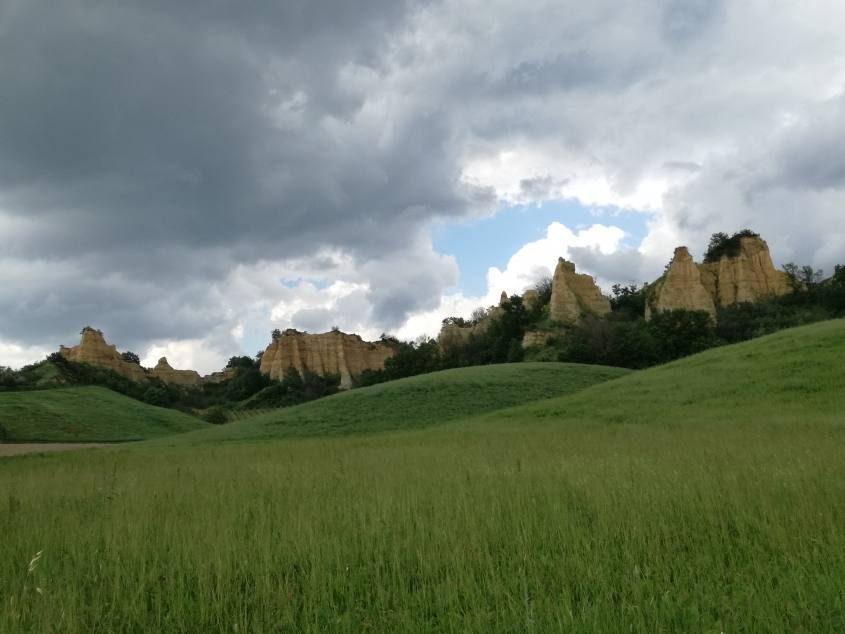 Area Naturale Protetta di Interesse Locale Le Balze del Valdarno a Castelfranco di Sopra