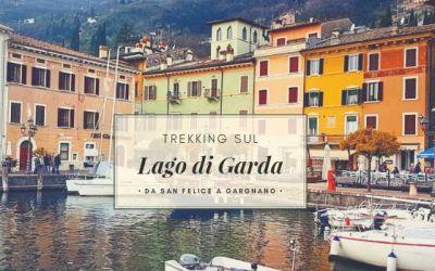 Trekking sul LAGO DI GARDA: da San Felice a Gargnano passando per Salò