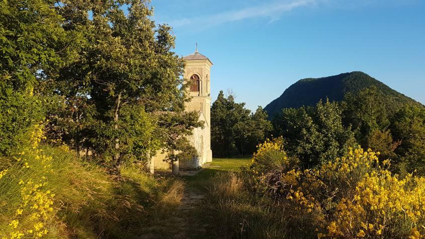 Santuario di Montovolo (detta Montagna Sacra) a Grizzana Morandi