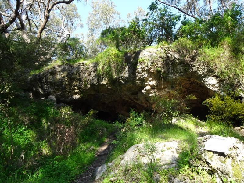 Caverna Dwerta Mia nel Parco Nazionale Yanchep