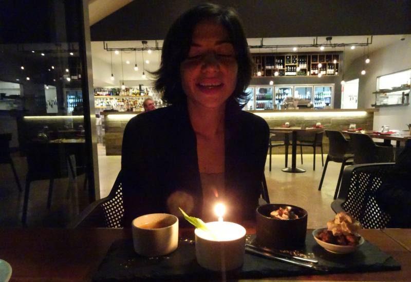 Compleanno Fiammetta 30 anni festeggiato a Coral Bay in Western Australia