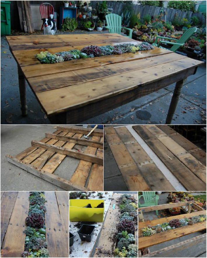 Outdoor 35 Ideas With Wooden Pallets