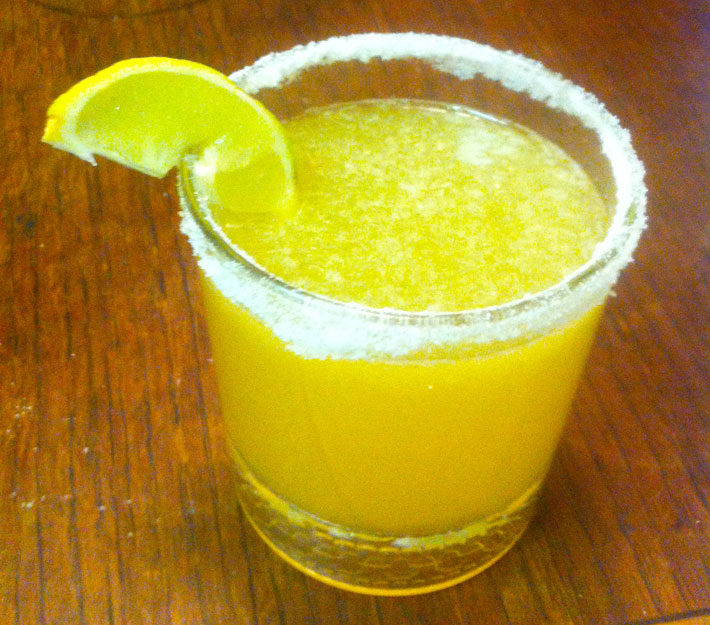 Meyer Lemon Margarita – Recipe