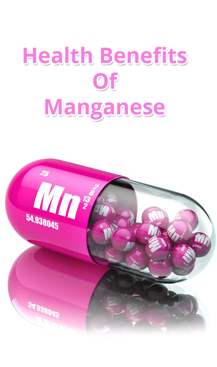 Health Benefits Of Manganese