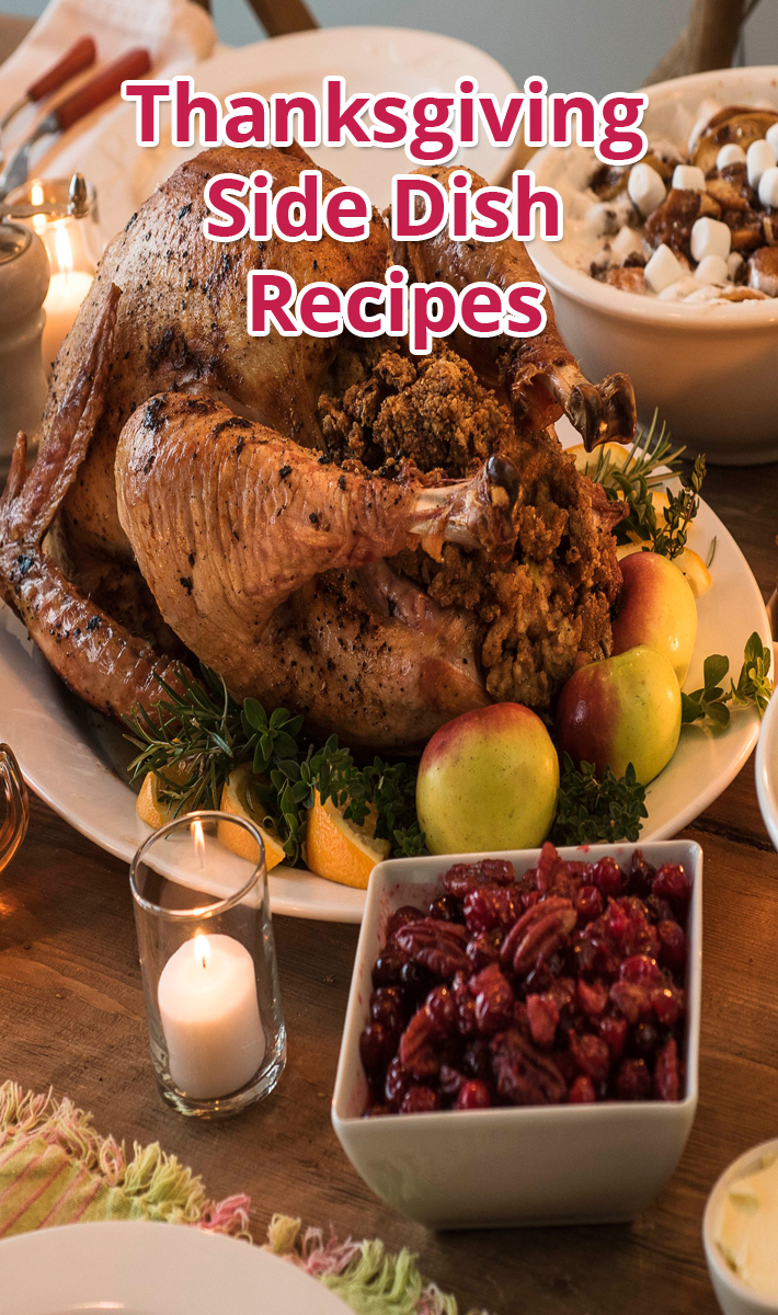 Thanksgiving Side Dish - Recipes