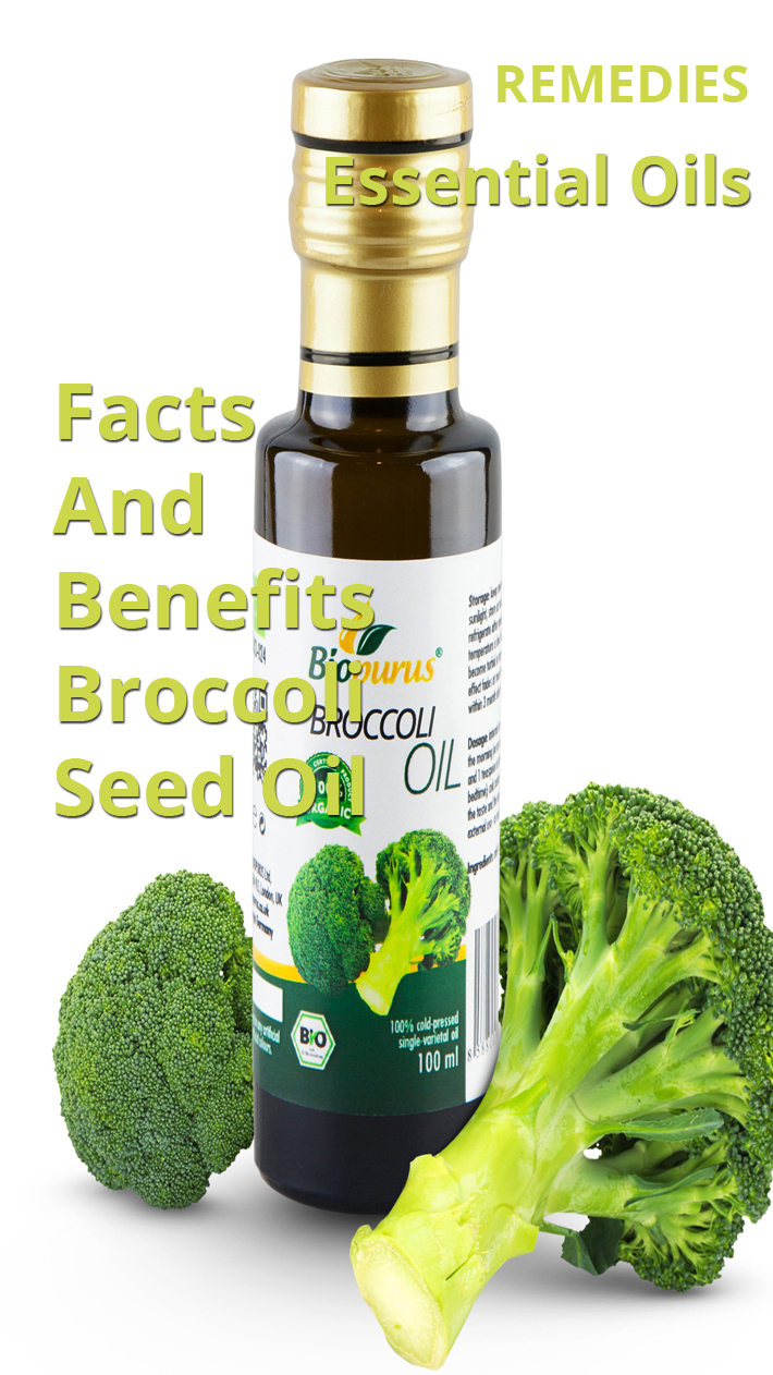 Facts And Benefits - Broccoli Seed Oil