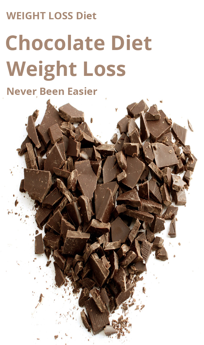 Chocolate Diet - Weight Loss Never Been Easier
