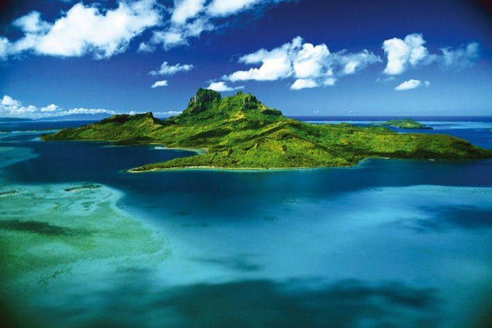 One Of The Most Exotic And Romantic Islands - Bora Bora Island
