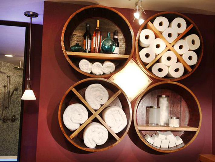 How To Use Old Wine Barrel - DIY Ideas