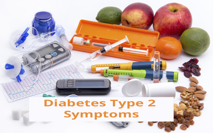 Diabetes Type 2 – Symptoms
