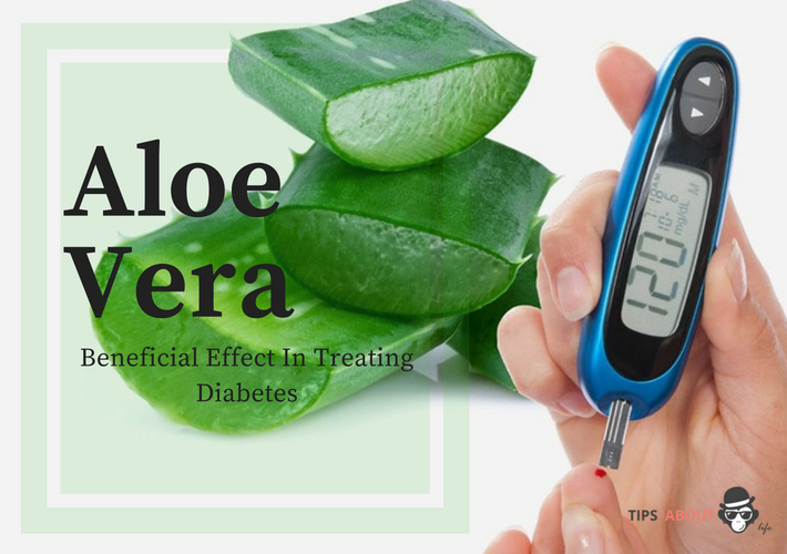 Aloe Vera – Beneficial Effect In Treating Diabetes