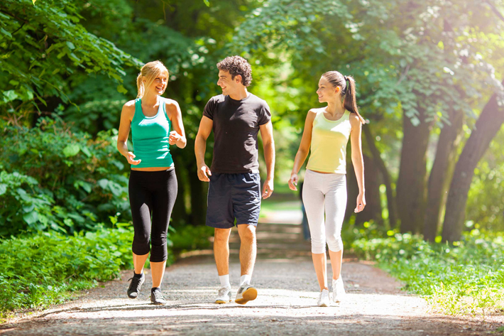 Walking To Lose Weight: Health Benefits Of Walking