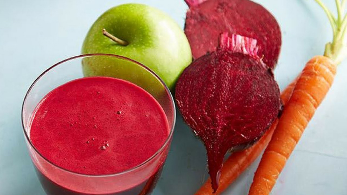 Beets, Carrots And Apples - A Glass Of Juice That Destroys All Disease