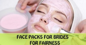 face packs for brides to be for fair skin