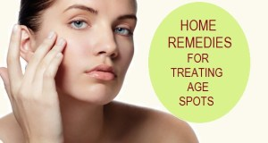 home remedies to get rid of age spots