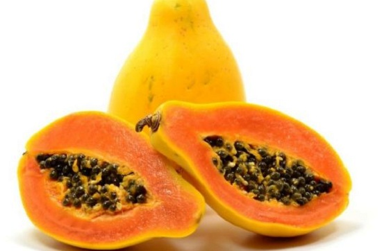 tips to treat aging skin problems with papaya