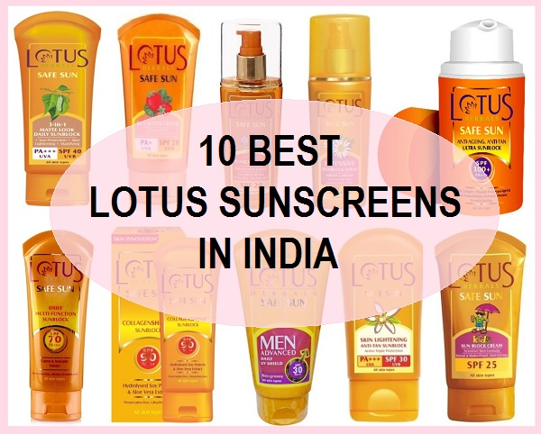 Best Lotus Products Dry Skin