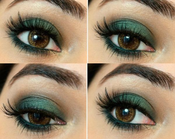 Best Makeup Tips For Green Dress: For Party, Wedding