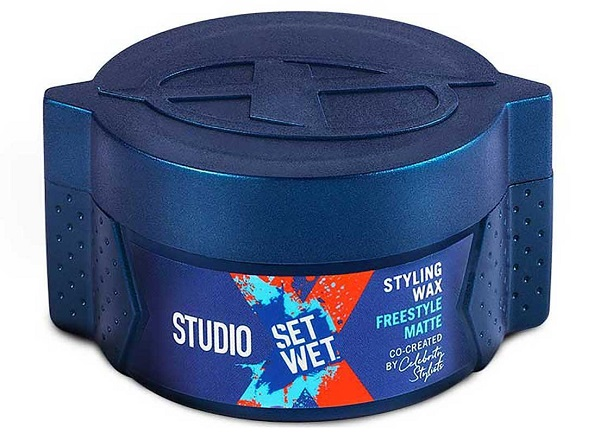 Set Wet Studio X Styling Wax For Men - Freestyle Matte