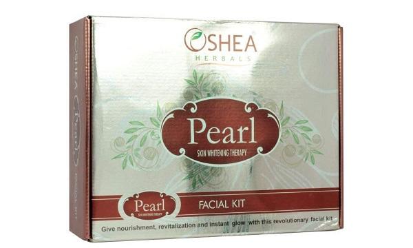 oshea pearl facial kit