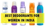 10 Best Women Deodorant Brands In India