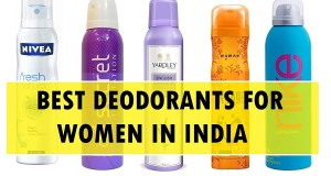 best deodorant for women in india