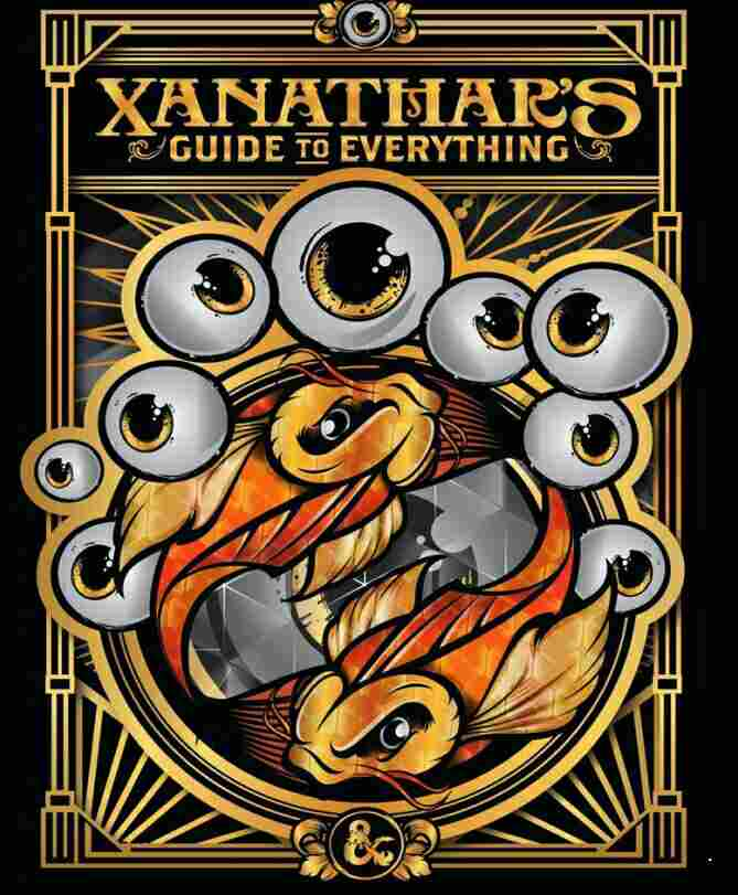 Xanathar's Guide To Everything pdf free