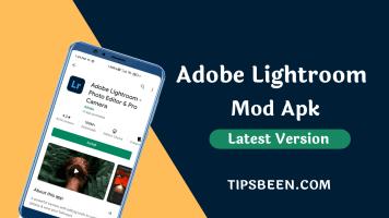 Adobe Lightroom Mod Apk v6.0 latest version download 2020