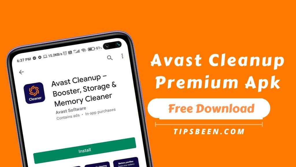 Avast Cleanup Premium Apk Latest Version Download 2021