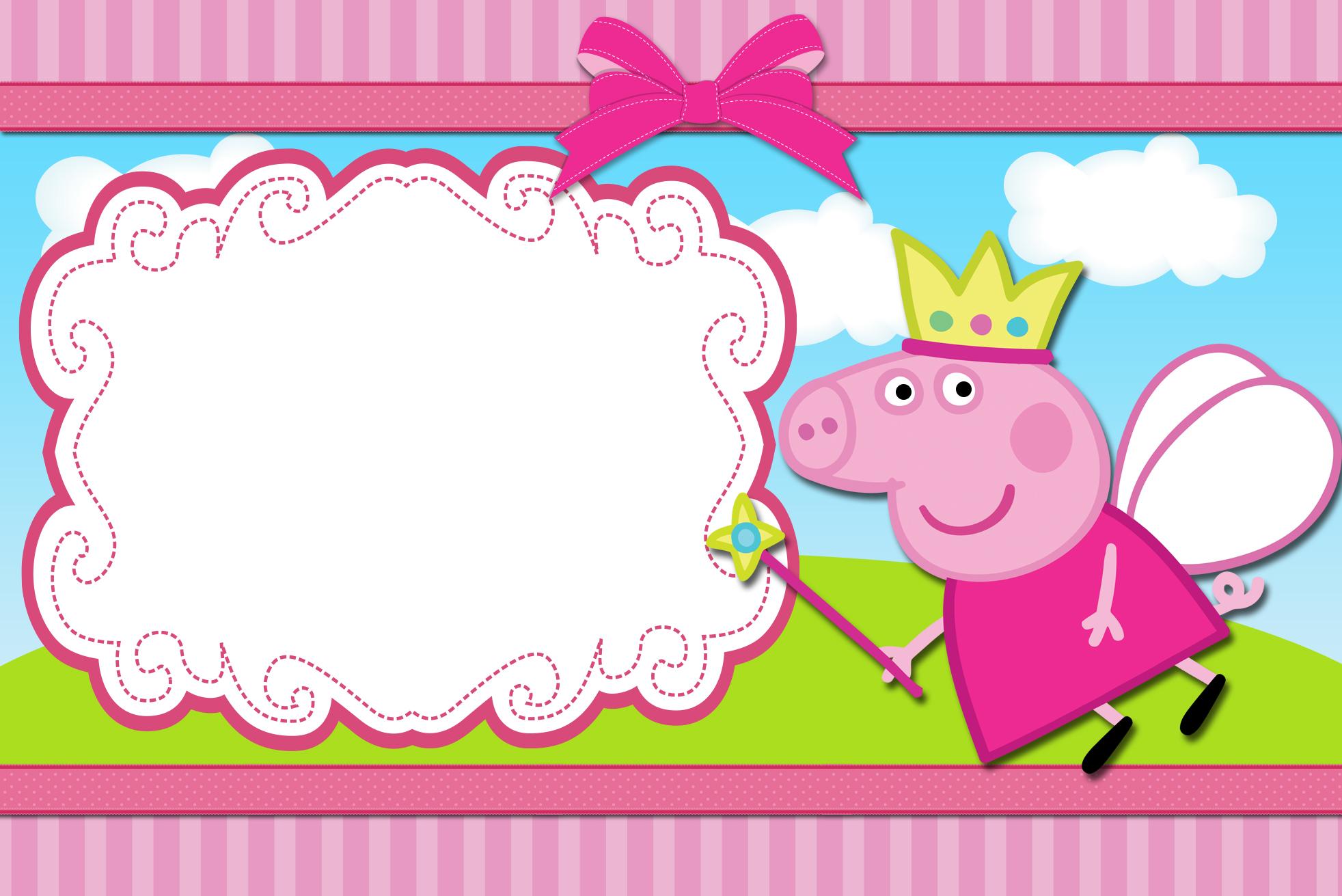Fiesta De Cumpleanos De Peppa Pig